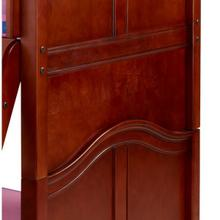 View Product - Curve Bunk Modesty Panel (Twin) : Chestnut