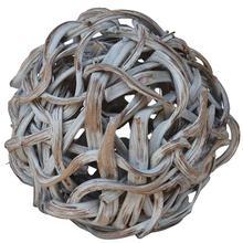 See Details - TangLed Snake Wood Sphere