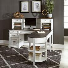 See Details - L Shaped Desk Set