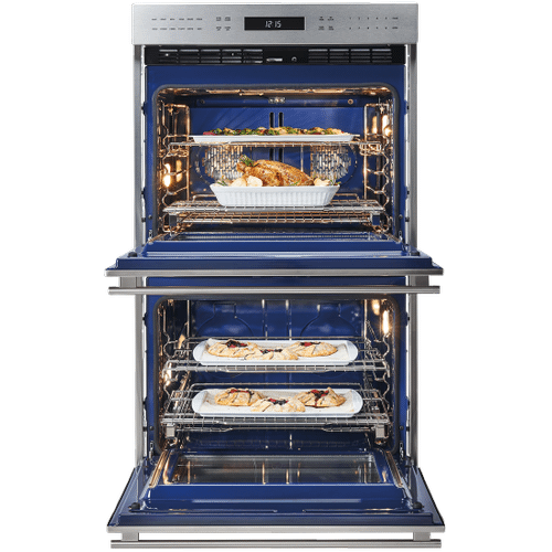 "Legacy Model - 30"" E Series Transitional Built-In Double Oven"