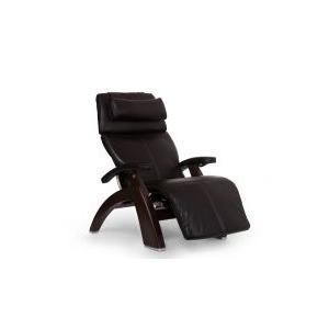 Perfect Chair ® PC-600 Omni-Motion Silhouette - Espresso Premium Leather - Dark Walnut