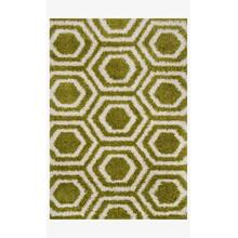 BS-09 Green / Ivory Rug