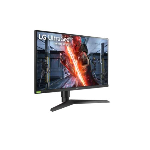 """27"""" HDR10 IPS FHD 1ms UltraGear™ Gaming Monitor with 240Hz refresh rate, Adaptive-Sync (FreeSync™) technology & is compatible with NVIDIA G-Sync®"""