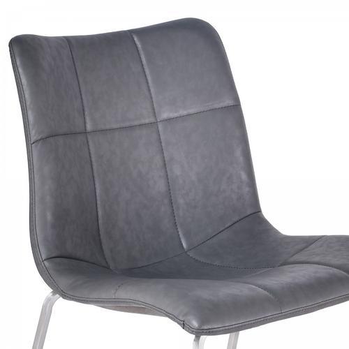 Armen Living Hamilton Contemporary Dining Chair