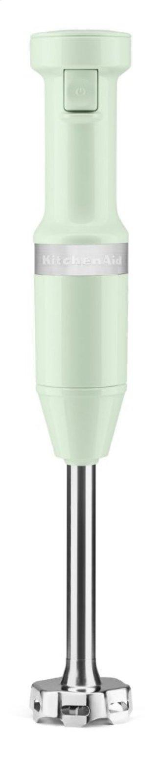 Variable Speed Corded Hand Blender - Pistachio