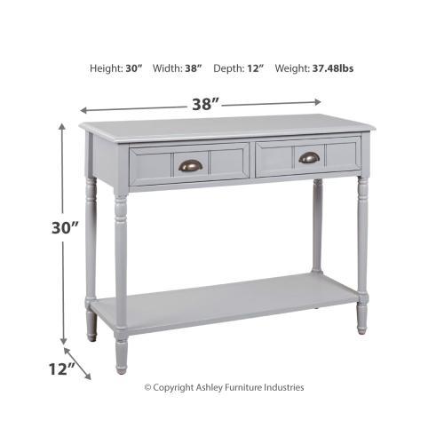 Goverton Sofa Table