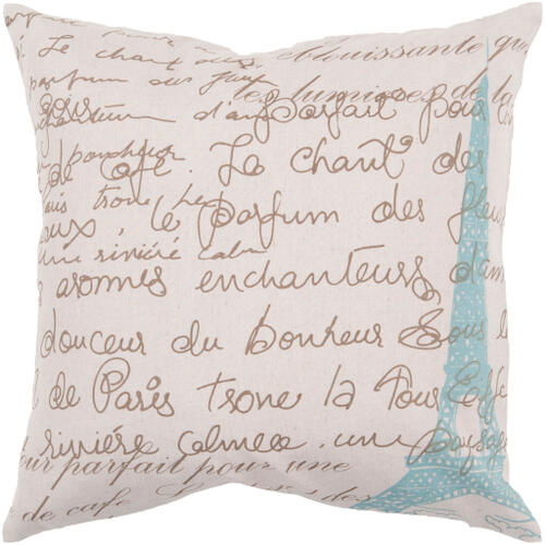 "Surya - Decorative Pillows JS-046 22""H x 22""W"