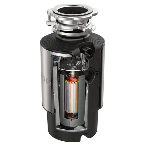 Chef Series 1 Horsepower Garbage Disposal