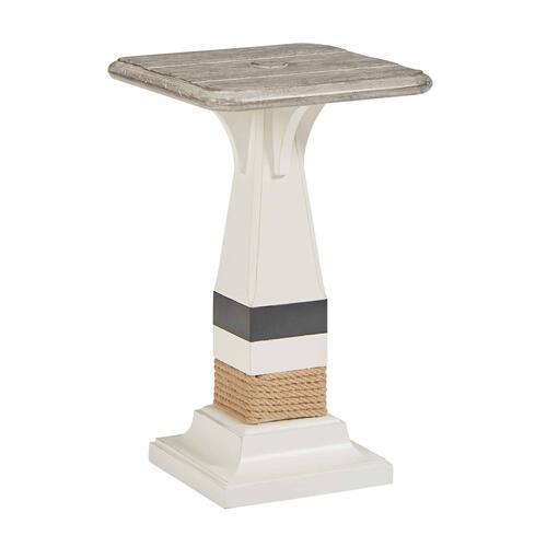 Summer Creek Painted Buoy Spot Table