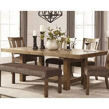 Timber and Tanning RECT Dining Room EXT Table