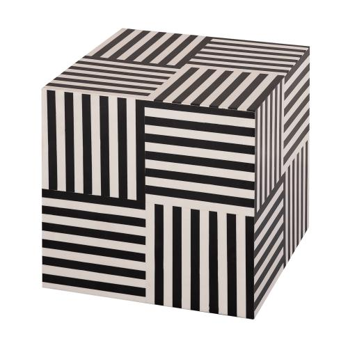 Tov Furniture - Cube Side Table