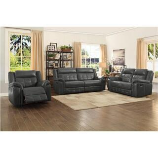 Keridge Double Reclining Sofa