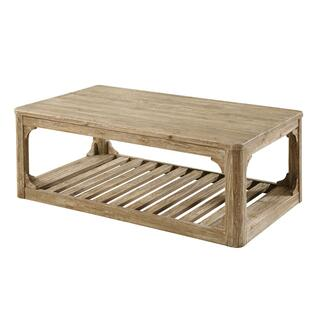 Barnwood Rectangular Cocktail Table