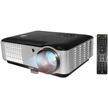 HD 1080p 2,800-Lumen Home Theater Multimedia Digital LED Projector