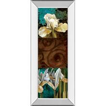 """From My Garden I"" By Linda Thompson Mirror Framed Print Wall Art"