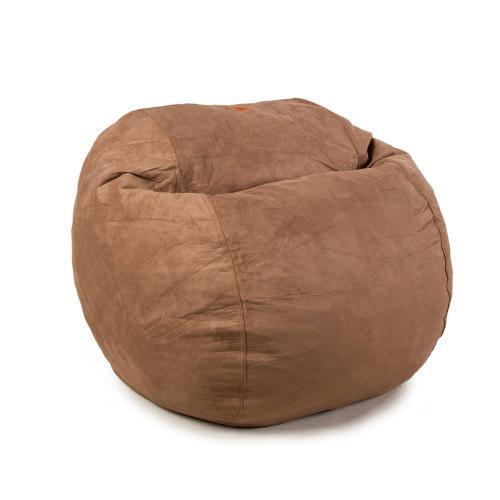 Full Chair - Plush Microsuede - Buckskin