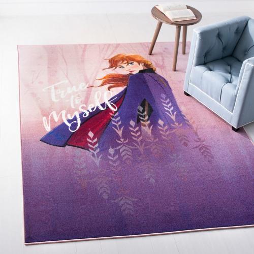 Disney Frozen 2 Power Loomed Rug