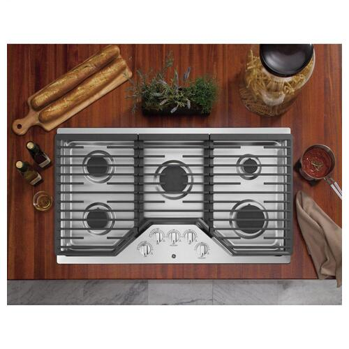 "GE 36"" Built-In Gas Cooktop  New Open Box / Linthicum Md / ID:440567 CNTR"