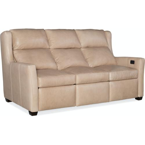 Bradington Young Dixon Sofa L & R Recline w/Articulating Headrest 944-90