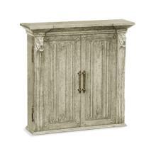 Dartboard Grey Oak Cabinet