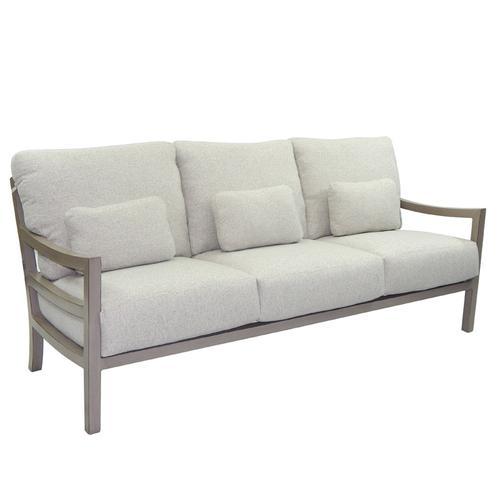 Castelle - Roma Cushioned Lounge Sofa