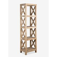 Promenade Tall bookcase (20x14x71)