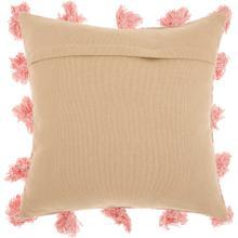 """Life Styles Dp005 Rose 18"""" X 18"""" Throw Pillow"""