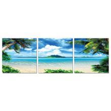 Modrest Atoll 3-Panel Photo