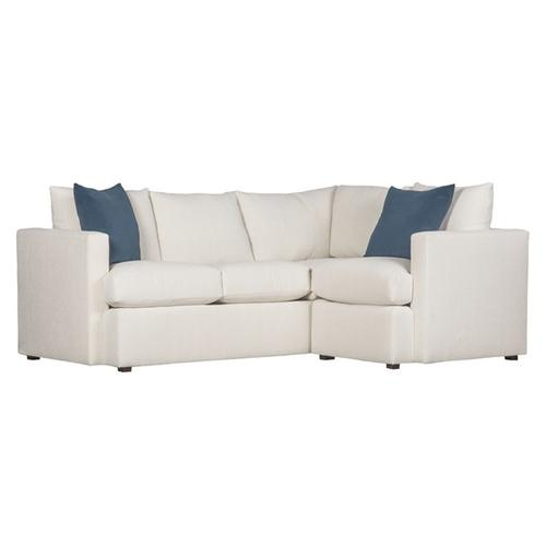Emory Left/Right Arm Corner Sofa 659-LCS