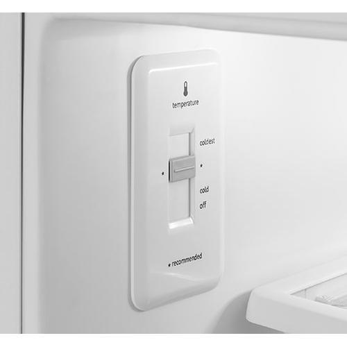 Frigidaire - Frigidaire 20.5 Cu. Ft. Top Freezer Refrigerator