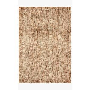 Gallery - HLO-01 Rust / Charcoal Rug