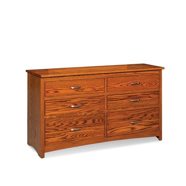See Details - Campbell 6-Drawer Dresser