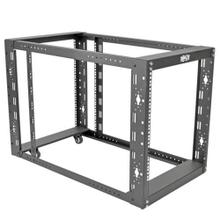 SmartRack 12U Standard-Depth 4-Post Open Frame Rack