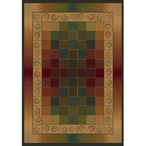 Genesis Montage Lodge 3 Pcs Rugs