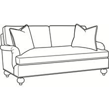 Victoria Bench Seat Loveseat