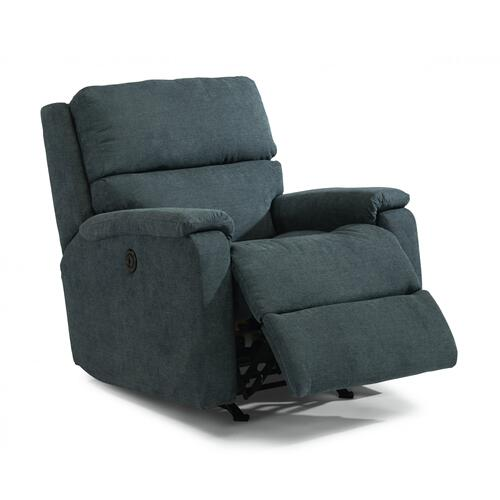 Chloe Power Rocking Recliner