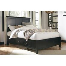 Paragon Queen Storage Bed
