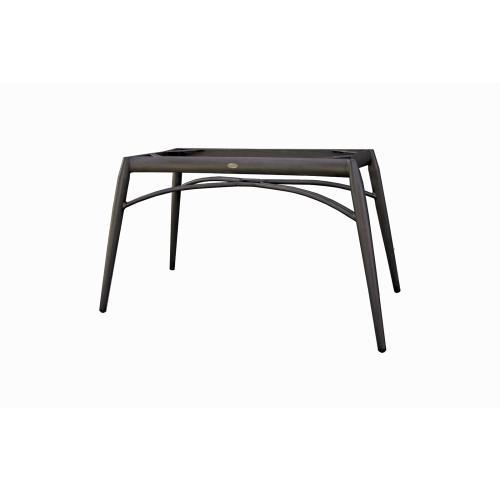 "Product Image - Verona Dining Table Base w/Umbrella Hole (71"" x 39"" Rectangular Top)"