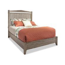 See Details - Queen Slat Bed