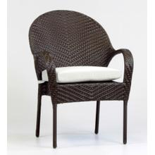 See Details - Bahia Bistro Dining Arm Chair