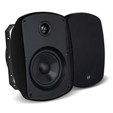 "5B65mk2-B 6.5"" 2-Way OutBack Speaker in Black"