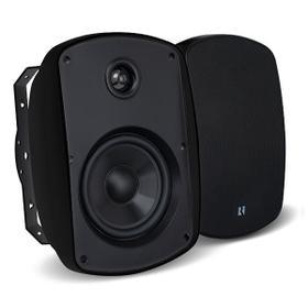 "5B65mk2-B 6.5"" 2-Way OutBack Speaker in Black"