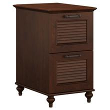Volcano Dusk 2 Drawer File Cabinet - Coastal Cherry