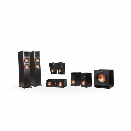 RP-5000F 7.1 Home Theater System - Ebony