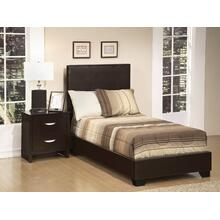 See Details - Modern 3 Pc. Twin Bed Black