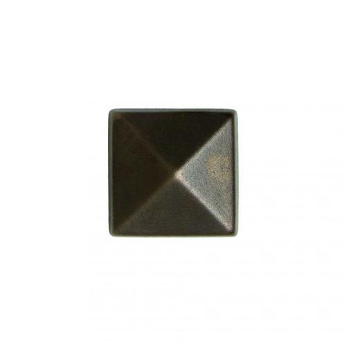 "Rocky Mountain Hardware - Large Square Clavos 1 1/4"" x 1 1/4"" - DC6 White Bronze Dark"