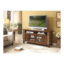 """See Details - 60"""" TV Stand with Slate Decor"""