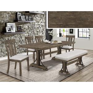 Quincy Rect Dining Table