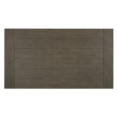Standard Furniture - Beckman Grey Tresle Dining Table, Grey