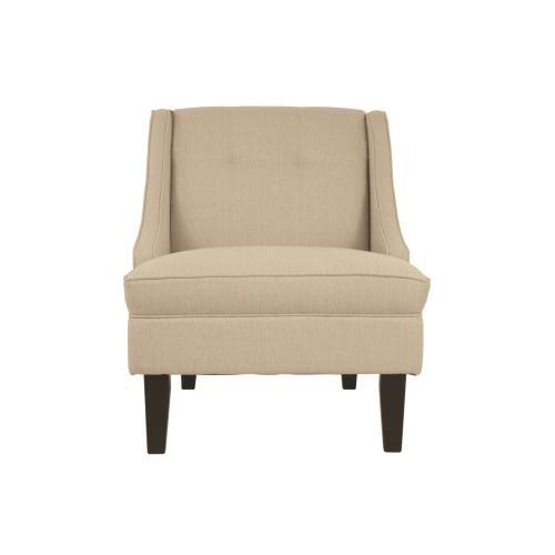 Clarinda Accent Chair Cream